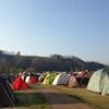 【ARABAKI2017】アラバキでキャンプ②