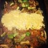ホットプレートで簡単♪好きな野菜とお肉でチーズダッカルビを作ろう