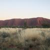 オーストラリアと言えばここ!!地球のへそと呼ばれるエアーズロック(ウルル)のサンライズと麓散策☆