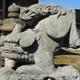 鹿島神社の逆立ち狛犬