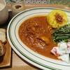 奈良 大和西大寺駅前 のパン屋さんのカレー