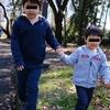 富士フィルムX100Vで子供散歩スナップ