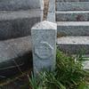 馬島神社とウヅ鼻灯台