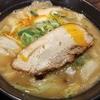 三宮(兵庫)【山神山人 麺ロード店】山神醤油盛り ¥750+替え玉 ¥110