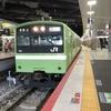 JRおおさか東線の201系ですが…