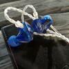 【フォトレビュー】Dunu Studio SA3:鮮やかな青色が目を引く、透明感のある中華イヤホン