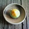 納豆と黄身餡