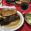 ニューヨークグルメ④ Tad's Steaks