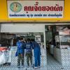 ラートナー・ミークローブにホイチョーで幸せなお昼ごはん@Khun Jeed Yod Pak Restaurant