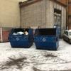 「ごみ」についてのロシア語: ごみ収集所、ごみ袋など