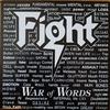 【100円de名盤シリーズ-19】WAR OF WORDS【FIGHT】