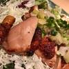 【大戸屋・塩葱だれの炭火焼きチキン定食をクッキング父ちゃんが喰らう‼️五穀米でカロリー0に⁉️】