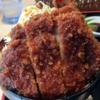 #軽井沢移住者グルメ100選 - ソースカツ丼 明治亭