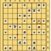 将棋ウォーズ初段の将棋日記 四間飛車 VS エルモ囲い
