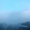 霧のきたがわ村。