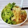 【香港:旺角】 ついに生麺をお土産に~✨ 花園街街市の麺屋さんで雲吞麺用の生幼麺をゲット~♬