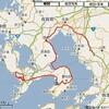 熊本−福岡−佐賀−長崎