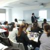 東京理科大学で日中美容セミナーの講師をしてきました。