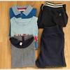 【断捨離】 息子のサイズアウトした洋服とサイズ選びに失敗したTシャツのこと。