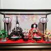 【ひな祭り】娘の初節句。初めてのひな人形とちらし寿司♪