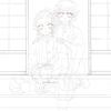 炭善同人誌を作ろう②表紙のキャラ下絵【鬼滅の刃】【二次創作】