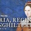 【観劇】パチーニ《イングランドの女王メアリー》北米初演@オデッセイ・オペラ