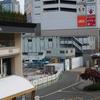 仙台駅東口、オフィス棟建設状況(2017年5月)