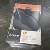【購入】SONY レンズキャップホルダー / LCS-LC1AM B