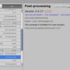 【Unity】PostProcessing Version2.0.17をクイックスタートしよう