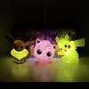 ポケモン ライティングマスコット 暗闇で光るポケモンフィギュア