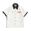 SAMURAI JEANS/TC切り替え半袖ワークシャツ