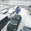 今朝は雪景色に逆戻り / ZARDコピーバンドBREZZA