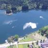 長野県飯山市 恋愛成就のスポット【ハート型の湖】へ来ませんか?