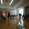 神原町シニアクラブ(109 )    輪投げの本格的な練習と実施要領の確立