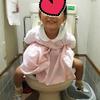 未熟児で生まれた娘が3歳8か月で本格的にトイレトレ開始!