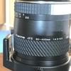 400mmの望遠レンズが欲しくて。