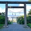 元町の歴史のある寺院 @ 函館