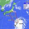 台風7号2016最新進路は?関東上陸と関西への影響は
