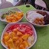 冰讃(ピンザン)のマンゴー雪花氷(シュエファービン)~台北での朝食はこれで充分!!