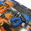 スプラトゥーンのイカ&マリオメーカーのグミをつくったよ!