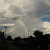 残念ながら今日は虹には出逢えず・・・