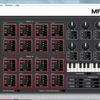 MIDIキーボードの準備