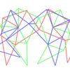 テオ・ヤンセン機構をHTML5 Canvasでアニメーションに