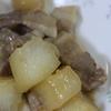 長期保存の野菜を使って冬瓜料理
