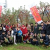 日本旅行、長野県飯山市に訪日外国人向けリンゴ農園オープン 今後、多品種への展開拡大も視野に