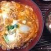 チキンカツ丼(宮崎地鶏炭火焼 車/浜松町)