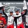 ● 【速報】 WRCチリ:トヨタが逃げ切り! タナクが今シーズン2勝目。