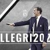 公式発表:ユベントス、アッレグリ監督との契約を2020年まで延長