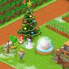 HAYDAY(ヘイデイ)クリスマスイベント最終個人目標達成報酬はスノードームだった!