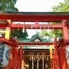 双龍鳥居の馬橋稲荷神社~落ち込んで参拝したら虹のプレゼントで元気をもらえた話~